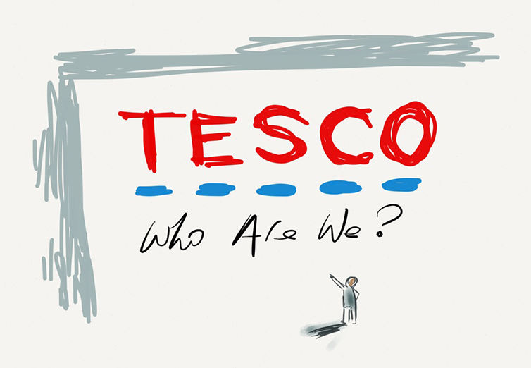 Tesco has an identity crisis  Here's what small businesses